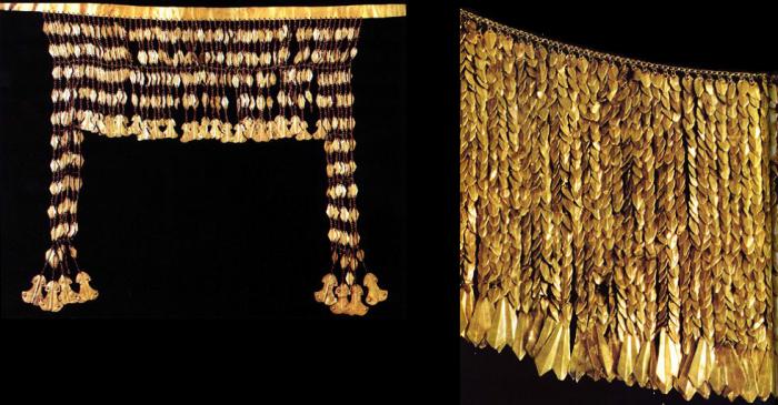 Deux diadèmes du Bronze Ancien