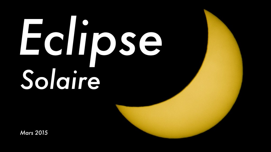 EclipseSolaire