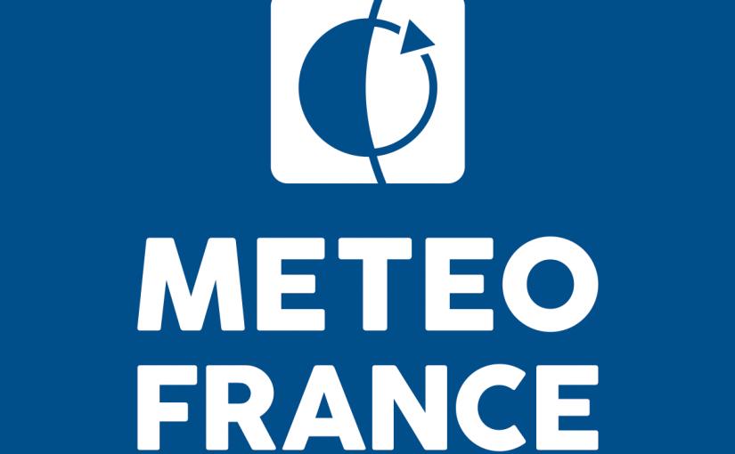 Logo de Météo-France