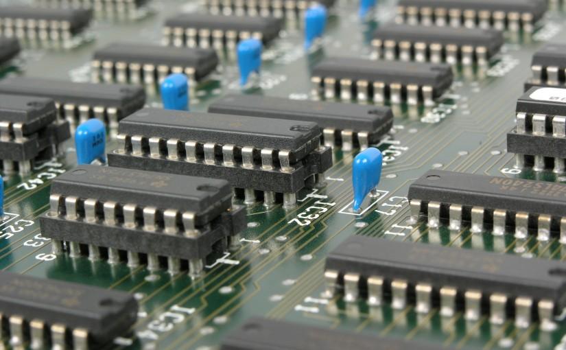 Le fonctionnement d'un processeur