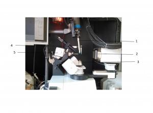 Diffractometre