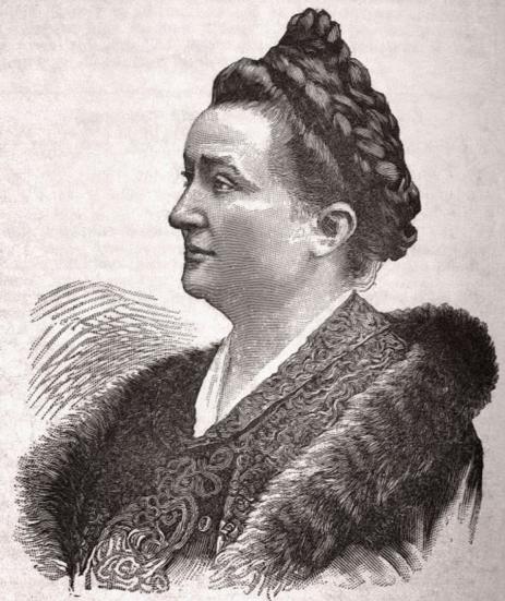 Madeleine Brès
