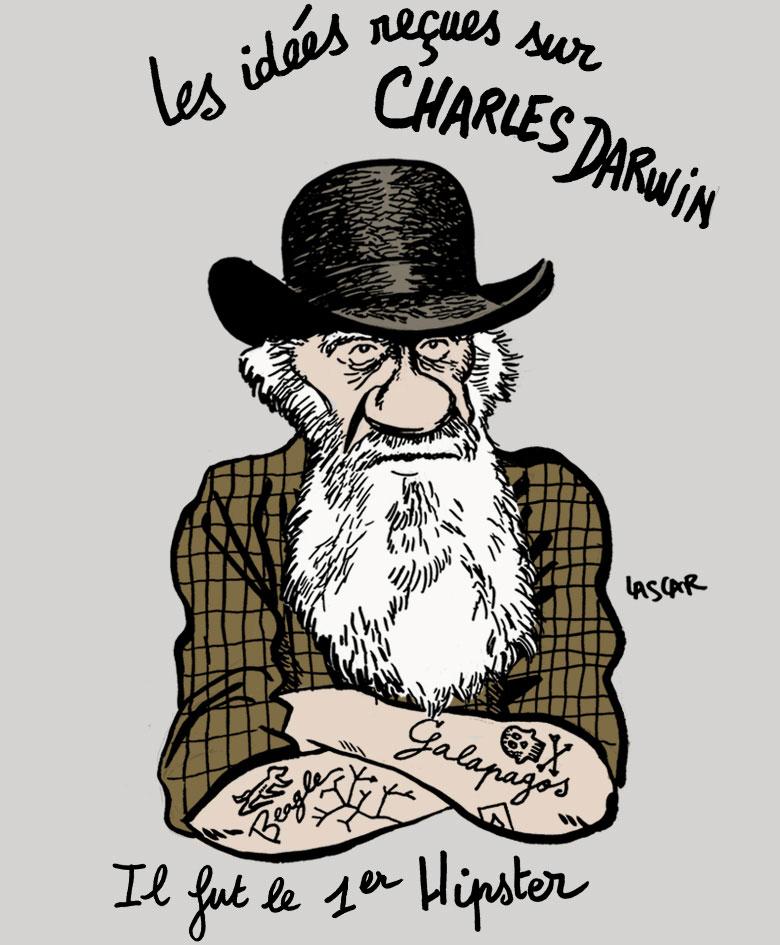 darwin-hipster