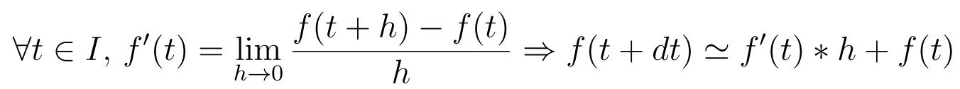 Méthode Euler