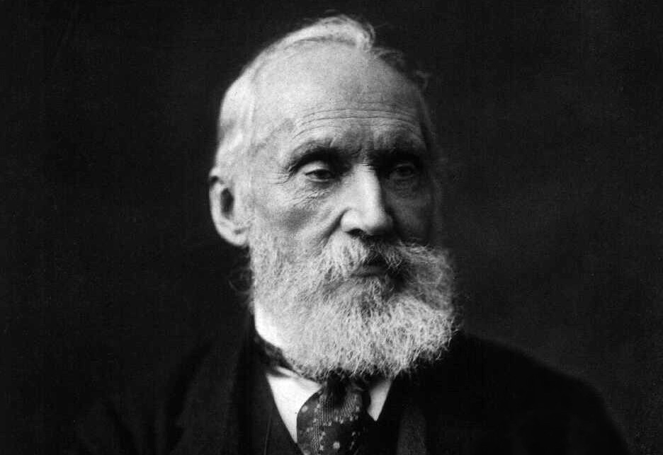 Photographie de Lord Kelvin