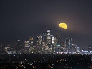 Los Angeles. Aydin Palabiyikoglu/Anadolu Agency/AFP