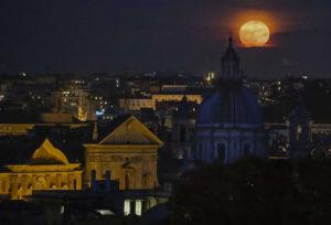 Rome. Alessandro Di Meo / AP / SIPA