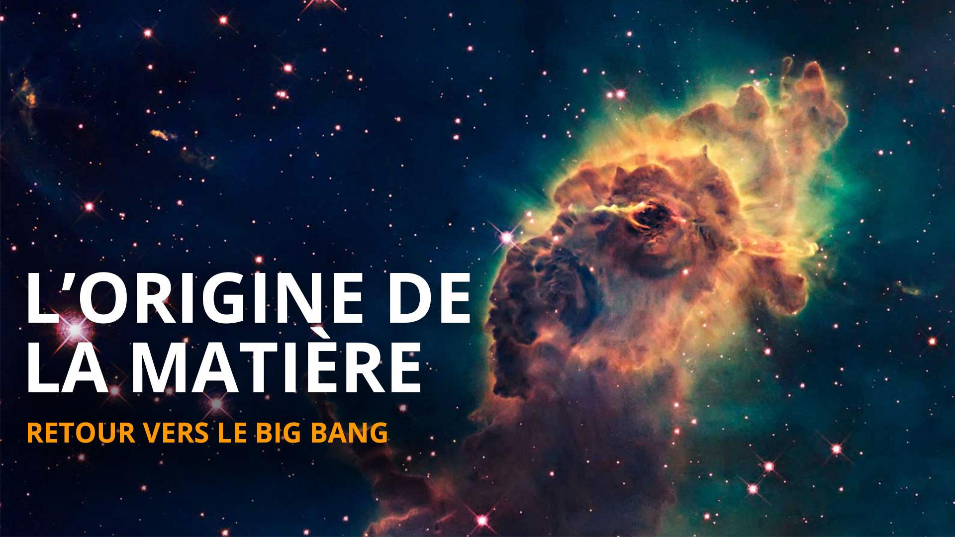 Lorigine De La Matière Lesprit Sorcier Dossier 28